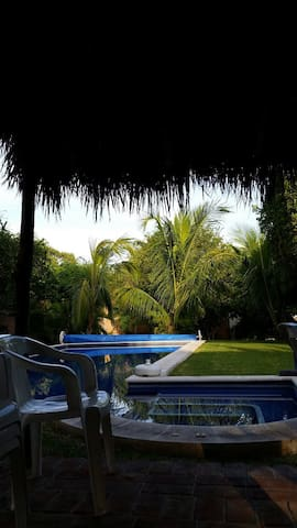Casa de fin de semana  Colonos de Ticuman Morelos - Ticuman  - Dům
