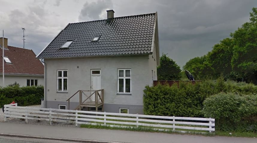 Family house near Copenhagen