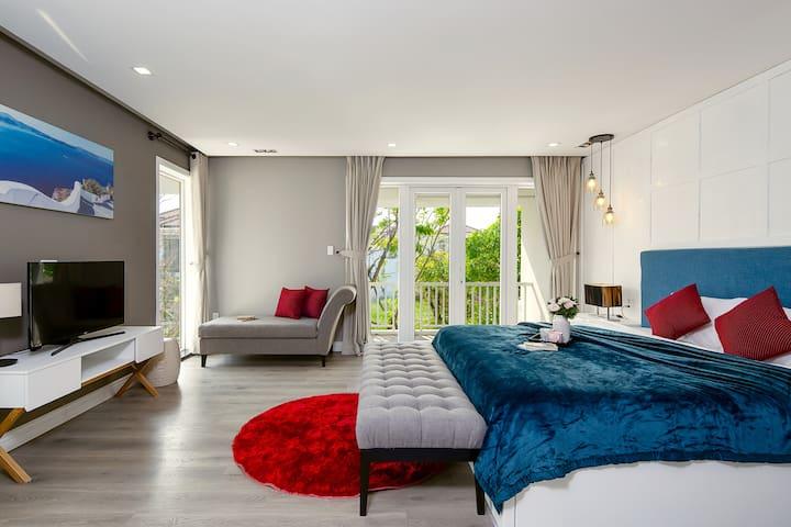 Cozy 4BR Luxury & Pool ❤OCHIC Villa❤Han River Side