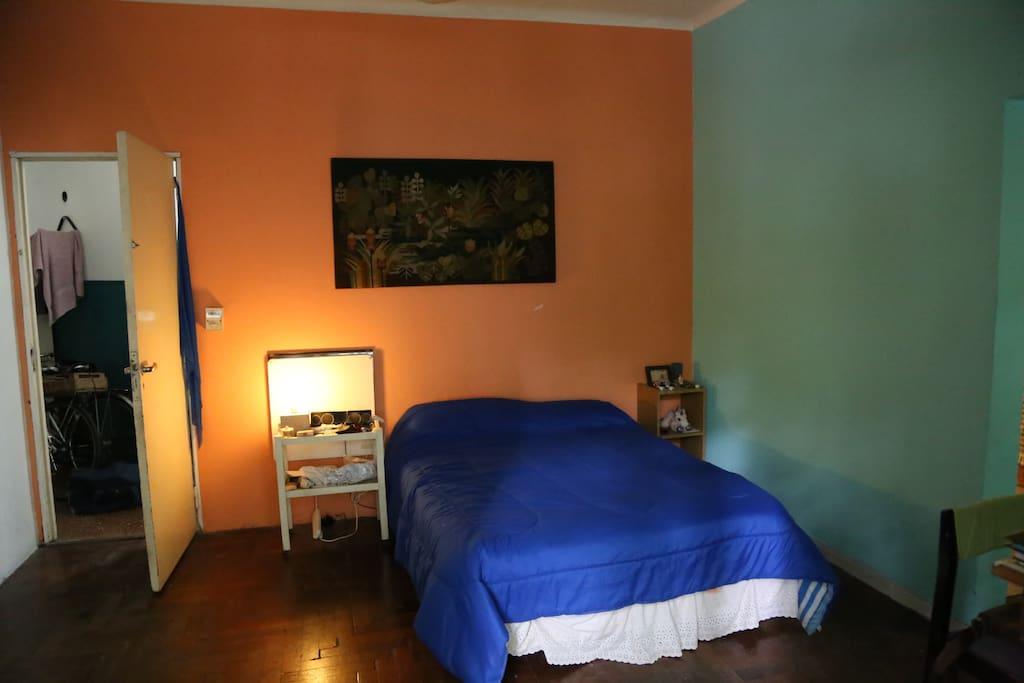 La habitación / the bedroom