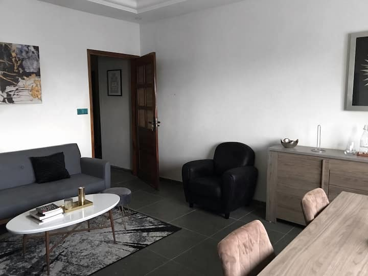 Appartement confortable au coeur de Dakar