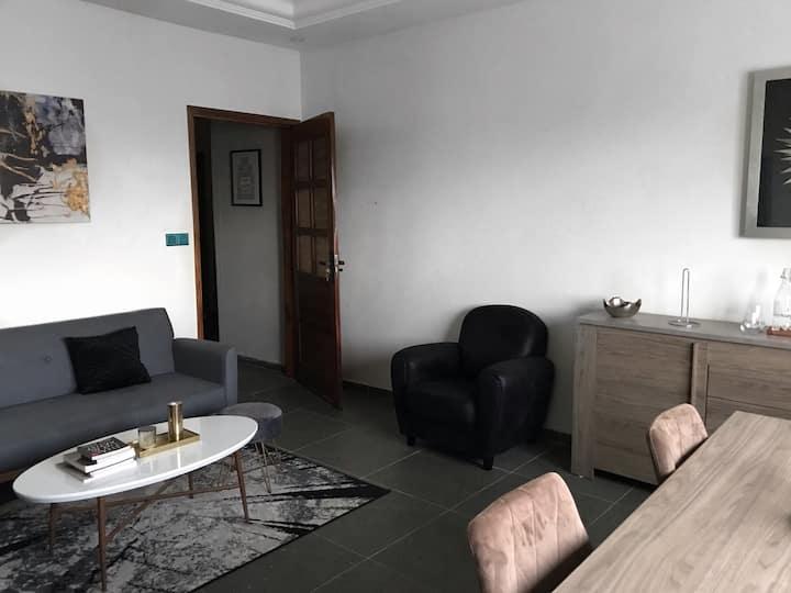 Appartement confortable au coeur de Dakar