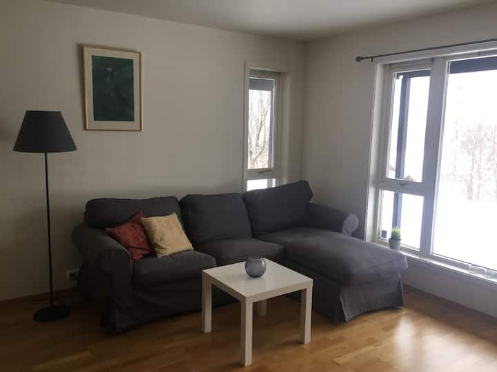 Nice apartment in Asker 20 minutes from Oslo