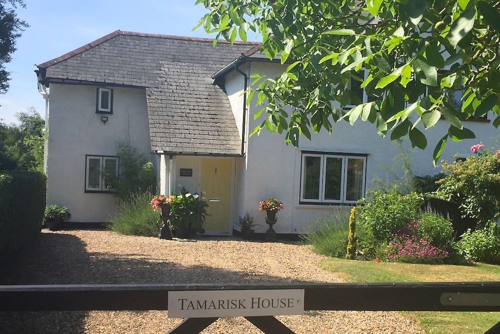 Tamarisk House