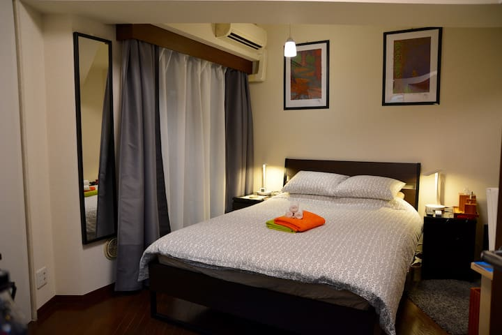 Luxury Suite, Double Bed, TV, Mobile WIFI