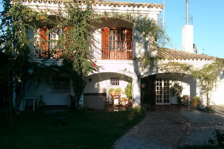 Two double rooms with garden - Arcos de la Frontera