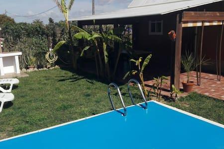 La piscina del platanero - Vejer de la Frontera