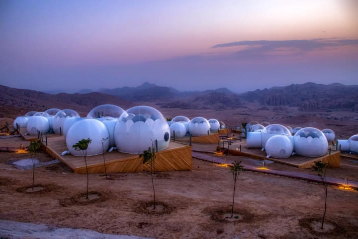 Bubble Family - Bubble Luxotel Petra