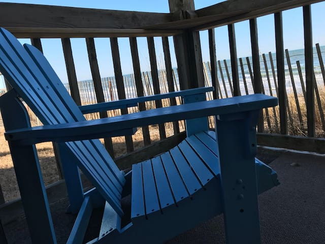 Topsail Reef  - The Sweet Escape Beach Front Condo