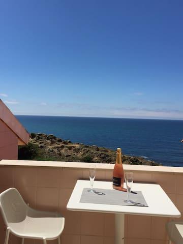 Luxe appartement met zicht op Atlantische oceaan