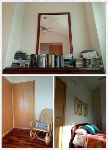 Habitación de matrimonio - Espinardo