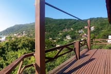 Vista dec da montanha