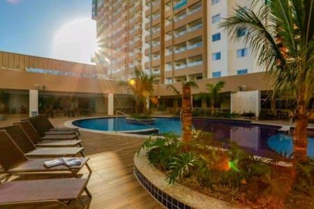 Olímpia Park Resort, Ao lado do Thermas.