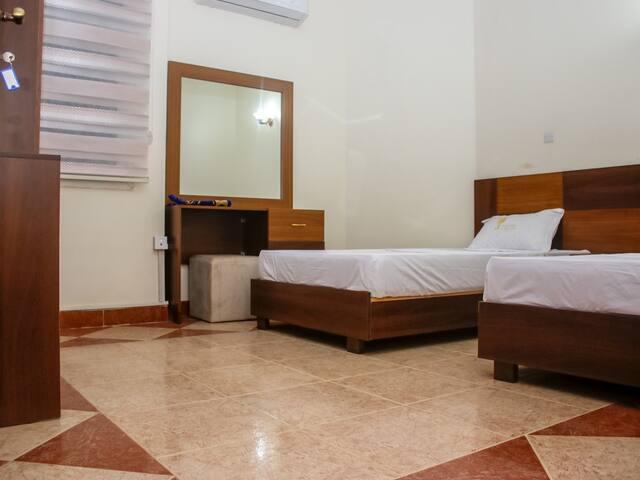 Jori Vil Hotel - Deluxe Twin Room