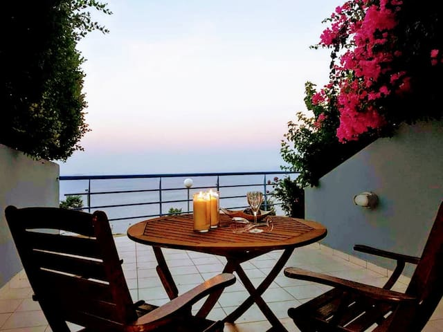 Luxurious Villa Ariadni Theseus Crete