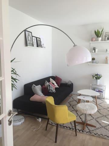 Central og børnevenlig lejlighed - Aarhus - Appartement