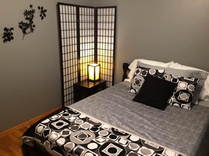 Abe's 2 bedroom Quiet Cottage East Manhattan KS