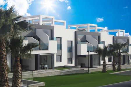 7 - Groundfloor duplex, Oasis Beach, Punta Prima - Torrevieja - Appartement
