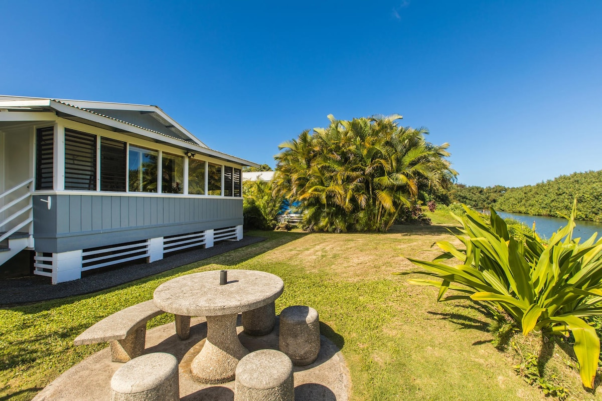 hanalei dolphin cottage 4 houses for rent in hanalei hawaii rh airbnb com hanalei bay dolphin cottages Hanalei Dolphin Center