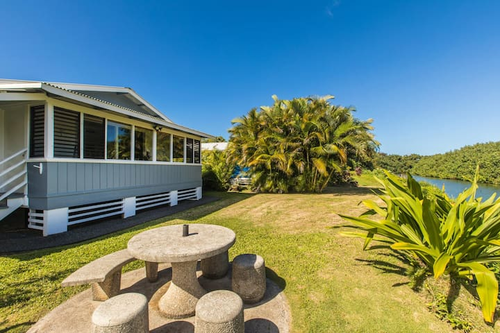 Hanalei Dolphin Cottage #4 TVNC#4345