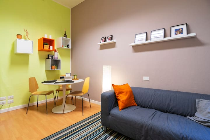 Appartamento nel centro storico di Milano