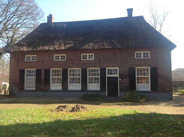B&B Logeren bij boer Harmsen: Hackfort, Achterhoek - Vorden