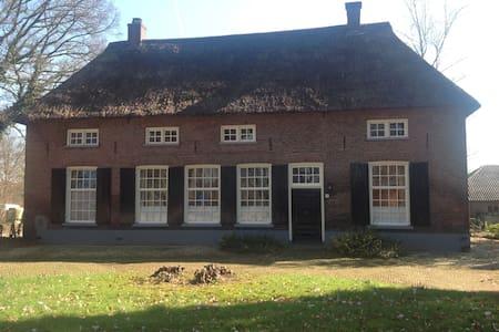 B&B Logeren bij boer Harmsen: Hackfort, Achterhoek - Vorden - Hus