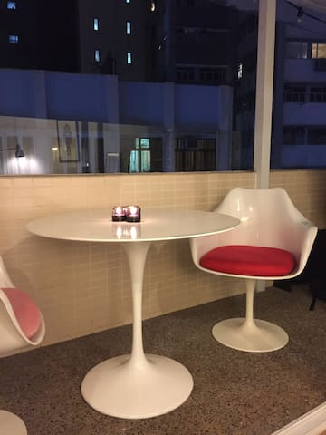 Great Studio in the heart Soho - 홍콩 - 아파트