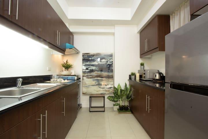 ★★★★★ Stylish Scandanavian Style 2-BR Apartment
