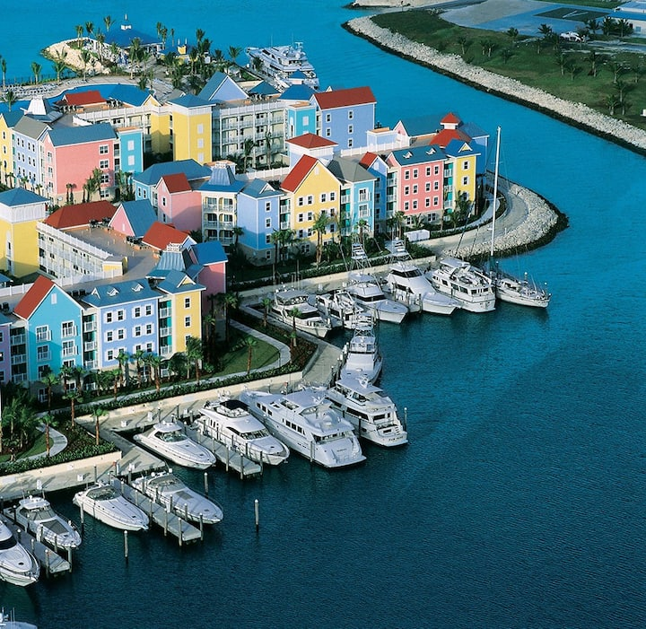 Harborside at Atlantis, 2 bedroom lock-off