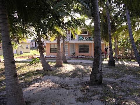 Coconut Beach, Congo Town, Andros