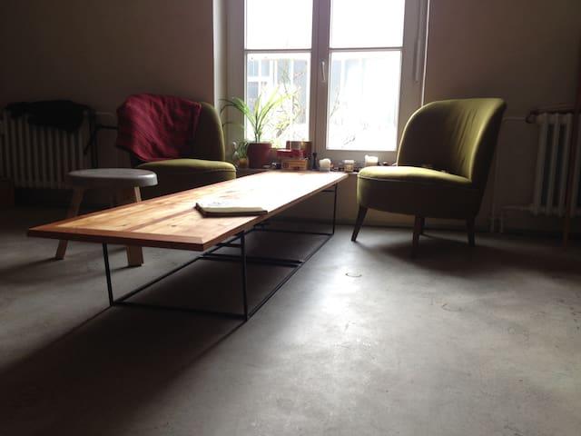 Wohnen Im Atelierhaus - Bonn - Daire
