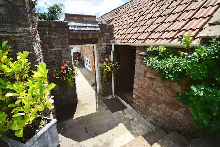 Our charming 300 year old barn conversion is located in Rodney Stoke, nestled at the foot of the Somerset Mendip Hills