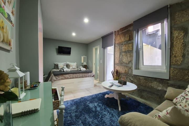 Rest Room and garage in Marquês, Porto