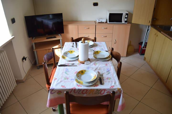 Cozy two-room apartment | Zona Verona/Fiera
