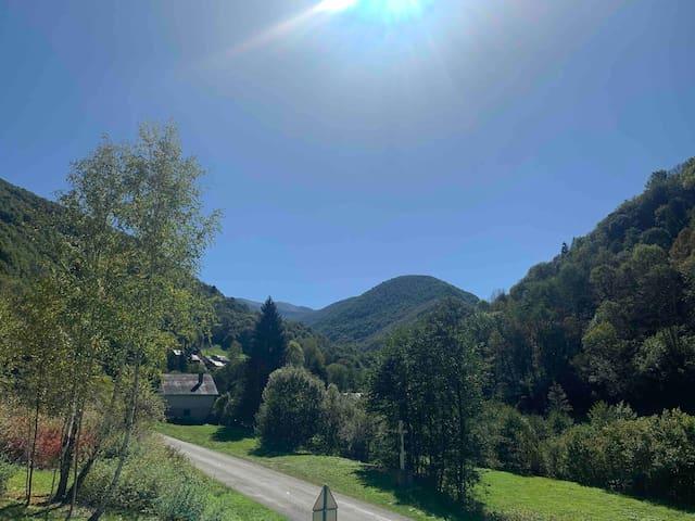 Repos et nature au cœur des Pyrénées ariégeoises