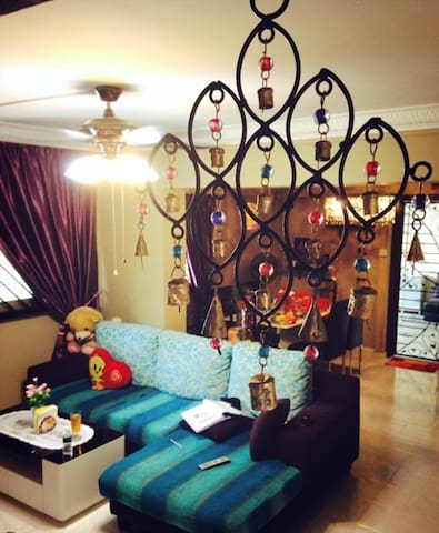 Friendly - Singapore - Huis