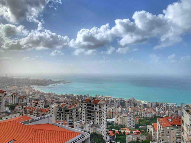 Beit El Sahel, Sahel Aalma Jounieh, Lebanon