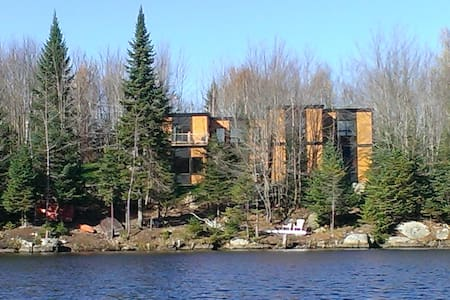 Beautiful Lake Front Property - Mille-Isles - Ev
