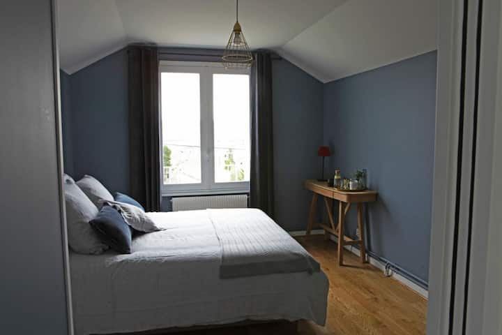 Chambre Tilleul-Menthe