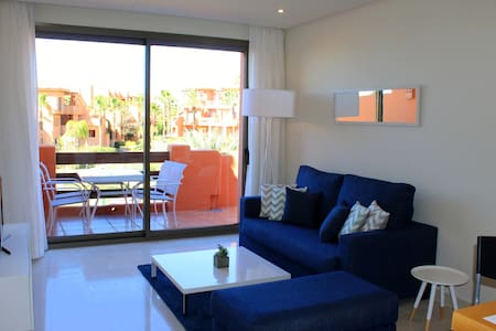 Designed apartment at Sotoserena - Estepona