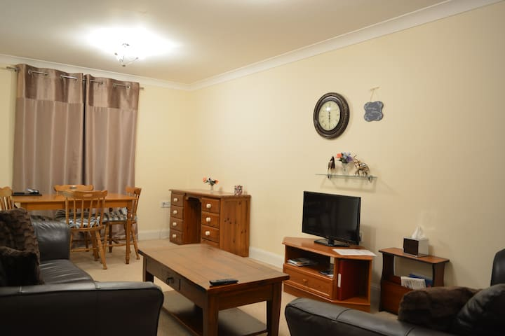 2 Bed Executive Apartment