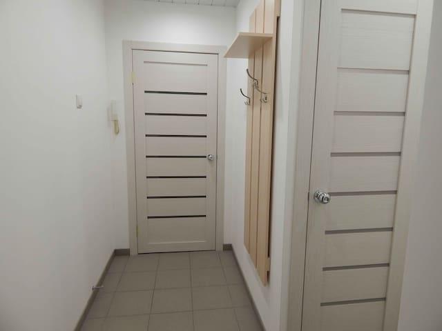 Квартира на Героев с двумя спальнями.
