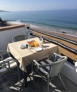 Marokkanische Wohnung am Strand mit Europa Flair - Taghazout