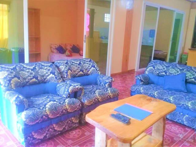 ZILLON HOMES Apartment #2 - Transient Baguio ₱300
