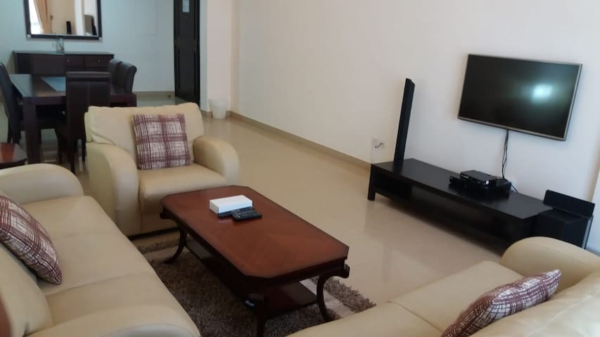 Spacious 2 Bedroom Furnished Apartment in Seef