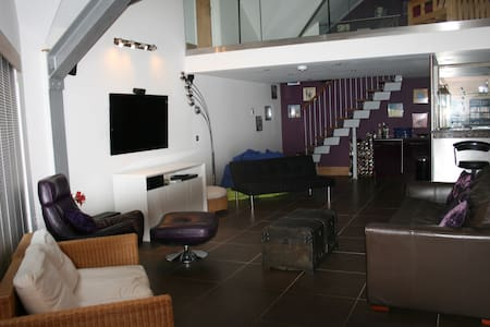 Contemporary annexe - West Sussex - Andet