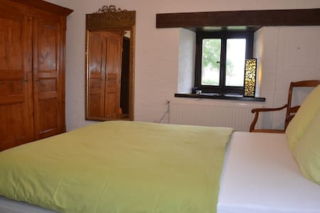 room Freiberg-Mountains BnB - Saignelégier - Szoba reggelivel
