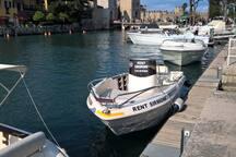 Noleggio Barche a pochi passi. Boats Rent near by