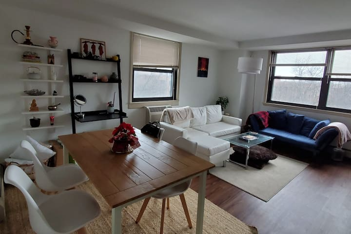Charming apartment in the heart of lakeview